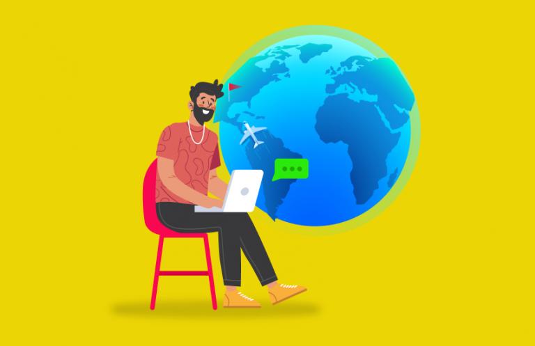 ¿Cómo conectar con empresas internacionales tech que contraten de forma remota?